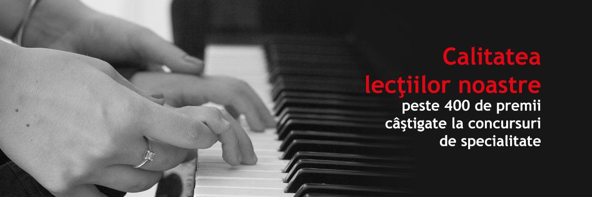 Lecţii de pian