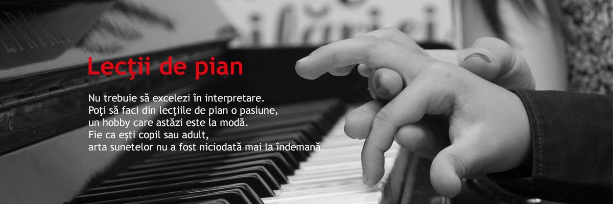 Despre Clubul de muzică - Pianul Copilăriei - visele devin realitate.