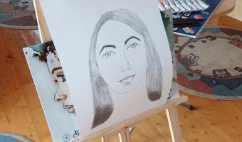 Cursuri desen și pictură