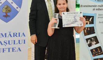 """5 noi premii la pian la Concursul """"Sonoris"""""""