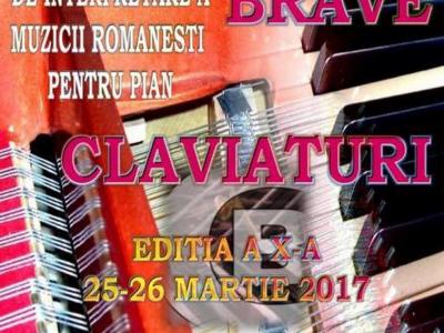 Premiul III la Brave Claviaturi