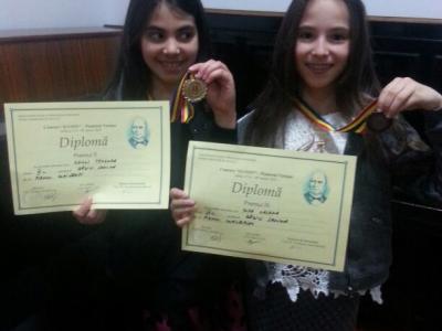 3 premii la Concursul Hanon - Pianistul Virtuoz