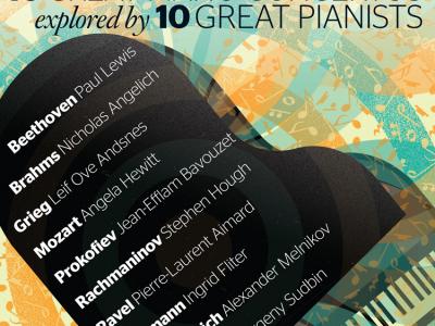 Gramophone, cea mai titrată revistă muzicală, propune în numărul din August un top 10 al concertelor pentru pian