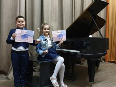 """Concursul National """"Cei mai mici pianisti"""""""